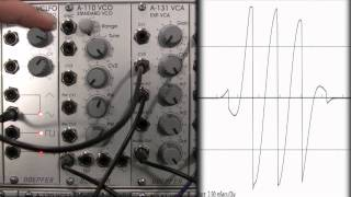 12 days of Modular- #11 Amplitude Modulation