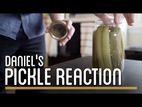 Daniel's Pickle Reaction | How to Make Everything
