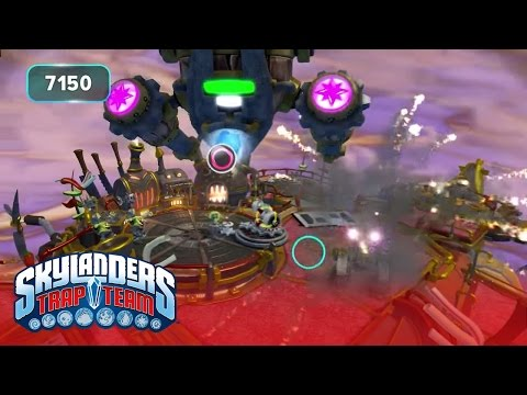 skylanders trap team meet the villains dr krankcase