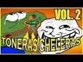 TONERAS CHELERAS DE FIN DE AÑO 2016 VOL. 2 (LISTA  PARA DESCARGAR)