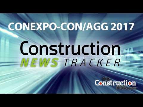 [VIDEO] Deere's Guinn Relays Infrastructure Contractors' Upbeat Outlooks