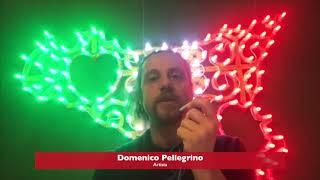 L'Artista Domenico Pellegrino per SOS CORONAVIRUS SICILIA