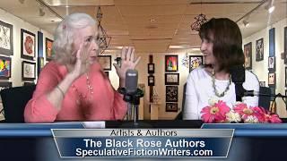 Author Krista Lynn on Artists & Authors