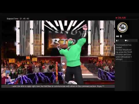 WWE 2K16 - Mortal Kombat Male/Female Tournament (Stream)