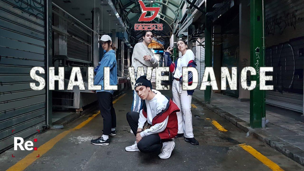 | 블락비 (Block B) - Shall We Dance :: Cover by Re:Play |
