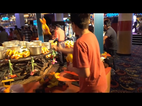 Cheating at Carnival games?!?!
