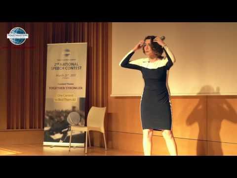 Sercan Akdemir - Hayal mi, Gerçek mi? (1st Place, Turkish Speech Contest)