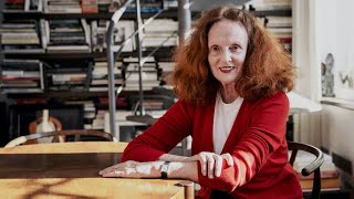 Unscripted with Grace Coddington - A Models.com & The Society Interview
