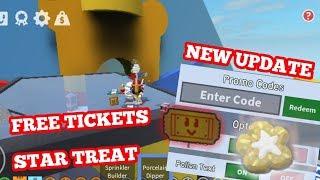 *NEW* Codes, Free Tickets & Star Treat | Roblox - Bee Swarm Simulator