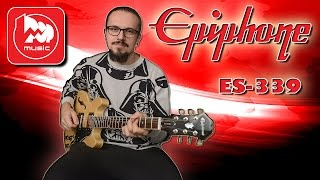 Полуакустическая гитара EPIPHONE ES-339