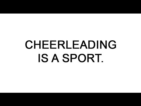 how cheerleading is a sport The bill cleared the senate education committee despite warnings from the new jersey state interscholastic athletic association that it carries untended consequences for cheerleading programs.