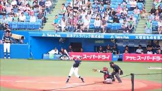 ヤクルト デニング2号満塁HR 2015セ・パ交流戦 S-M 2015/6/7