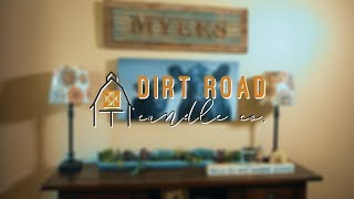 Dirt Road Candle Co. Promo