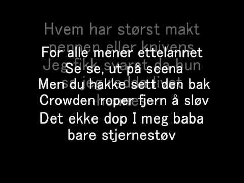 Karpe Diem - Stjerner Lyrics