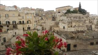 イタリア旅行   ピサの斜塔  マテーラ   洞窟住居