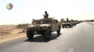 بالفيديو.. استعدادات القوات المسلحة لتأمين المنشآت خلال احتفالات أعياد الميلاد