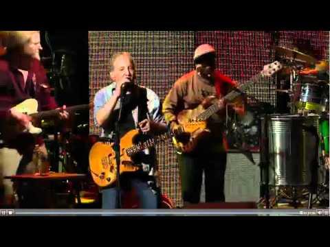 Paul Simon - Gumboots - Live at iTunes Festival