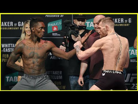 UFC 262: Conor McGregor Versus Israel Adesanya Full Fight Video Breakdown By Paulie G