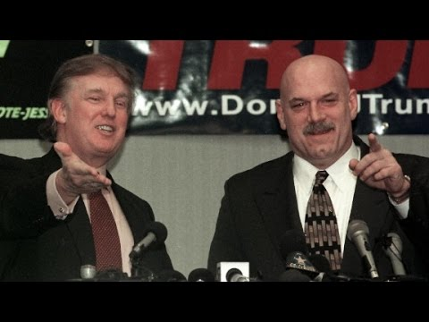 Jesse Ventura on Donald Trump: 'I love it'