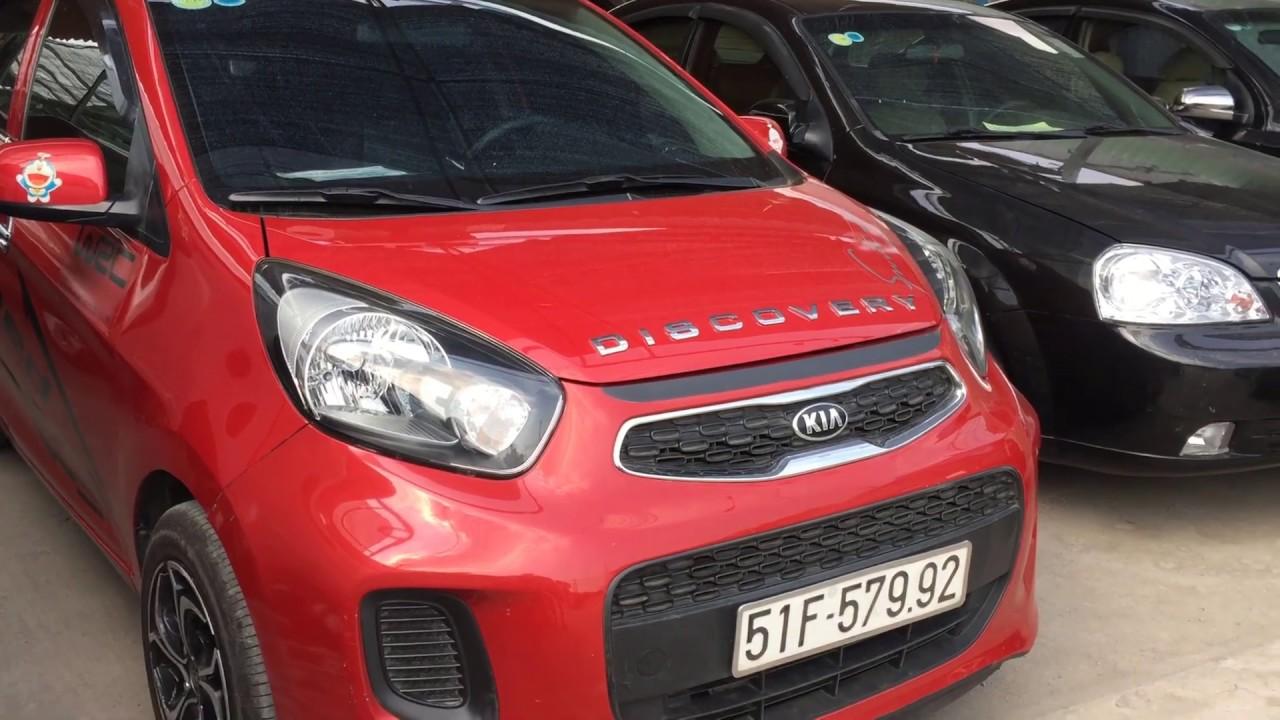 Bán xe hơi cũ nhập khẩu Kia morning 2015 giá 255 triệu | Siêu Thị Xe 365