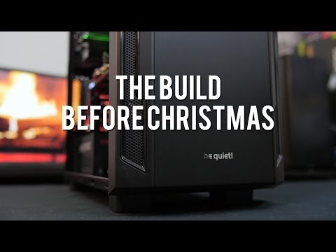 SILENT NIGHT: The Ultra Quiet Christmas PC! (Part 1)