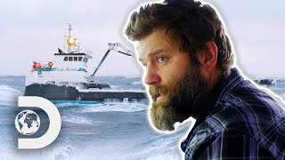 "The Lady Alaska Is ""Dead In The Water"" 