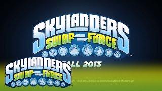 Teaser Trailer: Official Skylanders SWAP Force