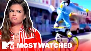 February's Top 5 Most-Watched Ridiculousness Videos 😂 MTV