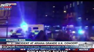 BREAKING: People Confirmed Dead At Ariana Grande Manchester U.K. Concert Attack