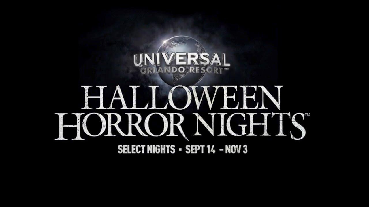 Universal Orlando Resort , Halloween Horror Nights 2018 Overview HHN28