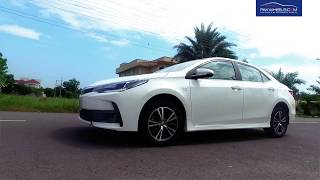 Toyota Altis Grande | Security and Safety Features