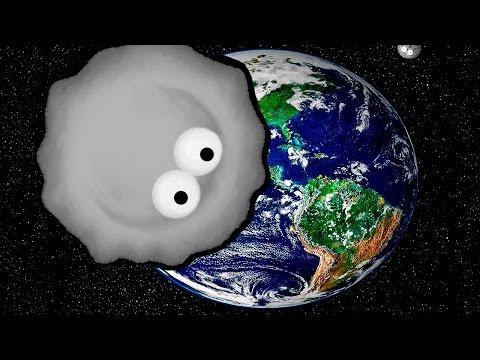 Съедобная планета # обзор игры # 1 серия
