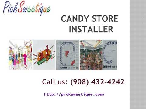 Design Your candy Store   Snacks, Food Store Installer, Candy kiosks and displays