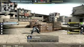 CS:GO | Sneaky Peaky Ninja Defuse