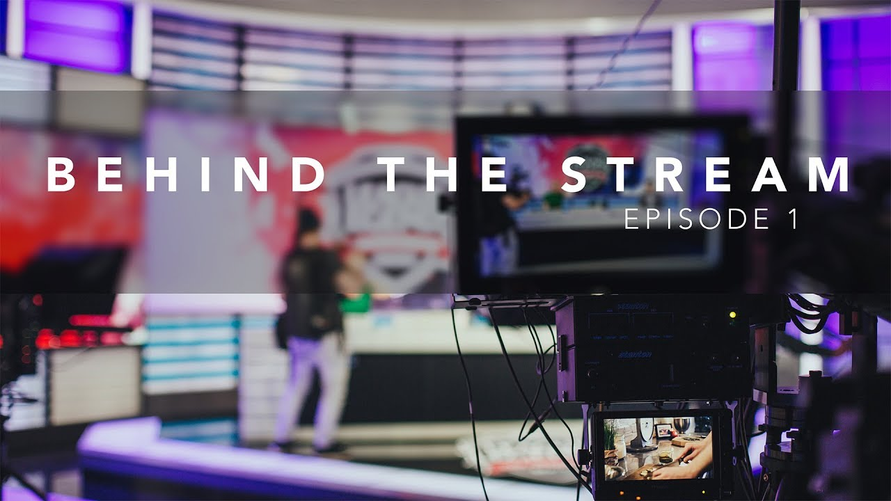 Download Behind the Stream - Episode 1: On-Air Talent