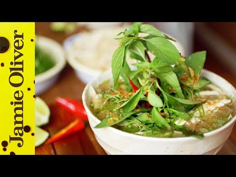 Vietnamese 'Pho Ga' Chicken Noodle Soup | Thuy Pham-Kelly