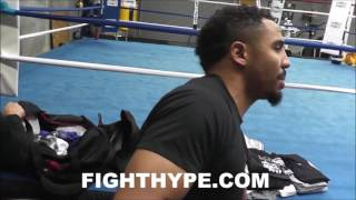 ANDRE WARD EXPLAINS WHAT IT TAKES TO BEAT PACQUIAO; TALKS PACQUIAO VS. VARGAS