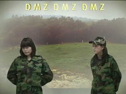 DMZ Korea Girls~~Cupid shuffle