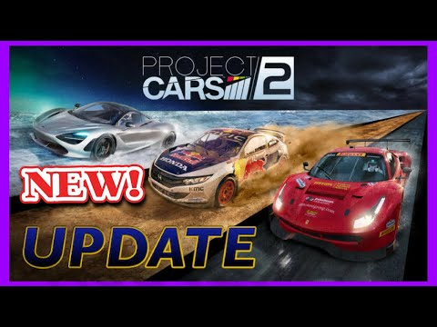 Project CARS 2 Update 4.00   IS THIS A GAME CHANGER!   PS4 PRO