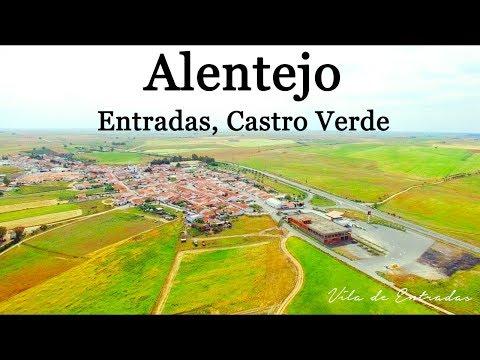Alentejo - A Terra e Os Homens - Entradas, Castro Verde