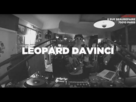 Leopard DaVinci • Live Set • LeMellotron.com