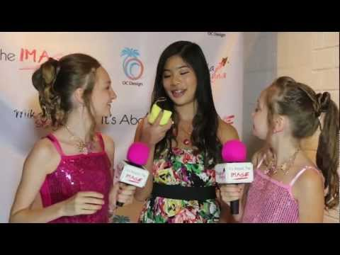 Actress, Singer, Ashley Yuen Interview at Taylor Hay's Star For A Night Celebration