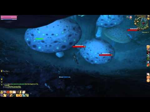 Where is Mushroom Covered Chest Treasure WOW