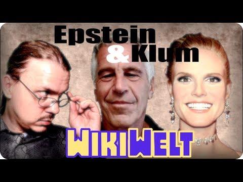 Epstein und Heidi Klum - meine WikiWelt #137