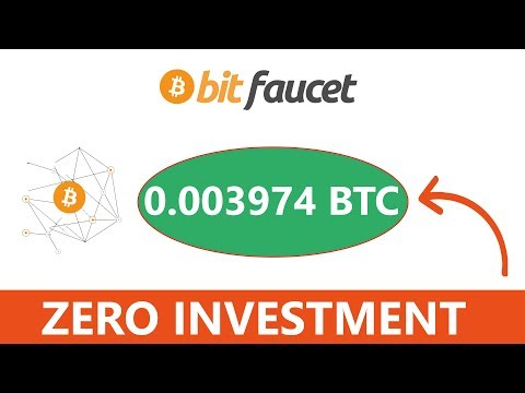 BitFacuet - Free Bitcoin Faucet | New Free Bitcoin Earning Site | Claim Every 30 Minutes Live 2019
