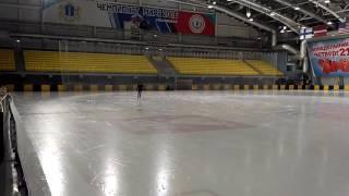 Ледовая арена волга Ульяновск конькобежцы