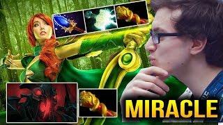 Miracle Windranger Moonwalk VS Shadow Fiend with Monkeykingbar Dota 2