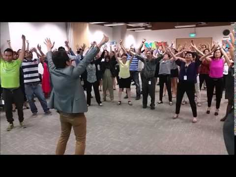 Laughter Yoga Therapy in Singapore