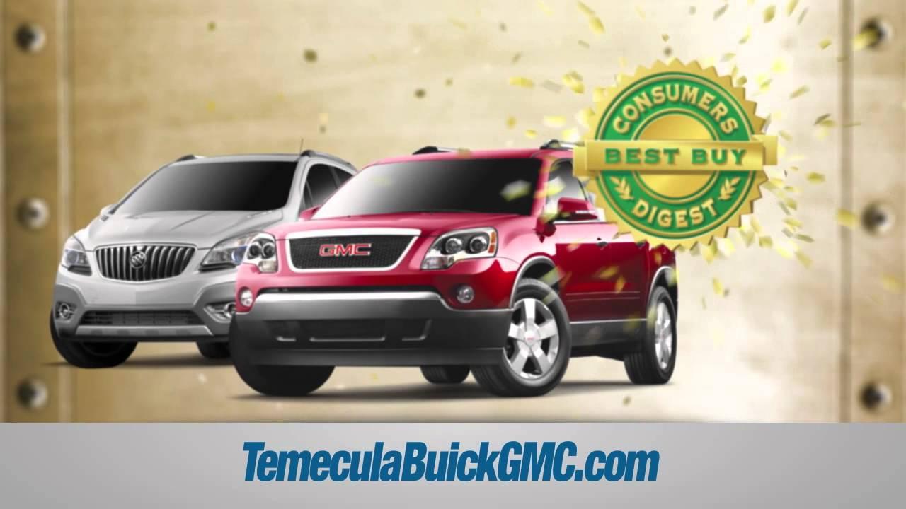 The Zero Zip Nada Temecula Buick Gmc Sales Event Youtube