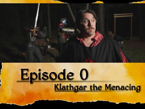 Suspension of Disbelief: Episode 0, Klathgar the Menacing